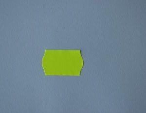 etiqueta precios 26x16 amarillo