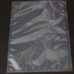 bolsas para envasar al vacío lisas