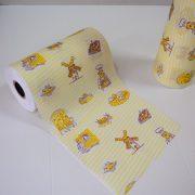 bobina papel para pastelería