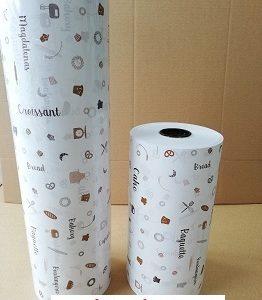 rollo papel pastelería