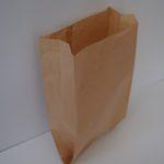 bolsas de papel kraft sin asa