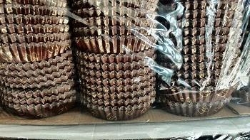 capsulas kraft decoradas