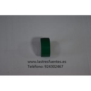 Cinta Verde Adehesiva PVC