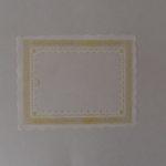 blonda papel parafinada