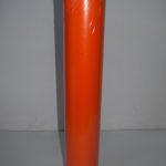 rollo papel regalo naranja