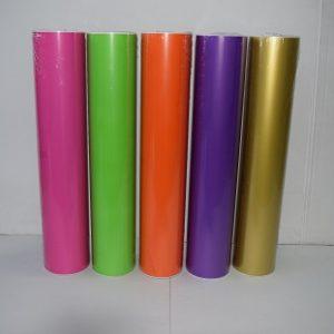 Bobinas Celulosa Colores Liso