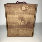 Caja 3 Botellas con cordón