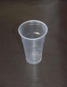vaso plástico PP irrompible