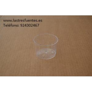 Vaso Transparente Chiquito