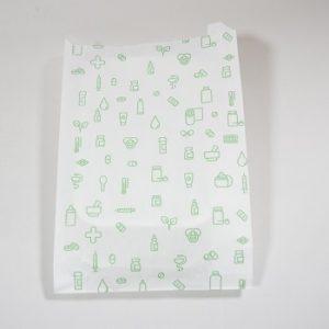 bolsas papel farmacia