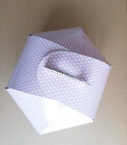 cajas monas hexagonal