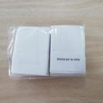 miniservilletas de papel