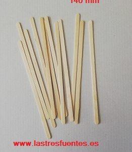 agitadores madera