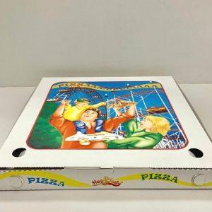caja cartón pizza 46